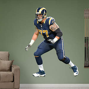 Jake Long - 2013 Fathead Wall Decal